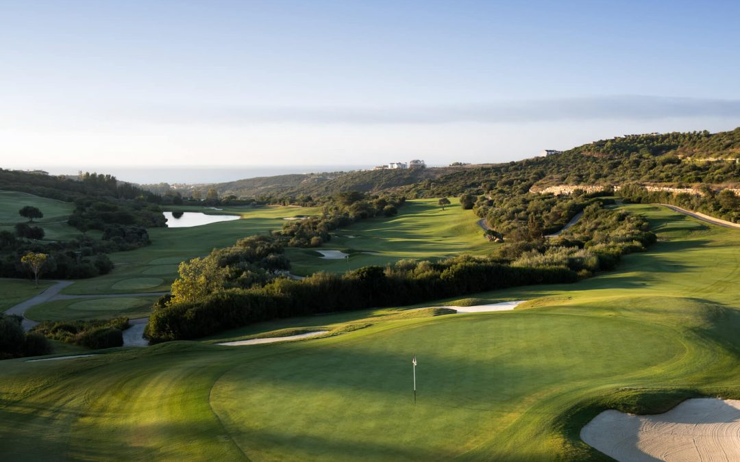 Our 5 Best Golf Resorts in Spain