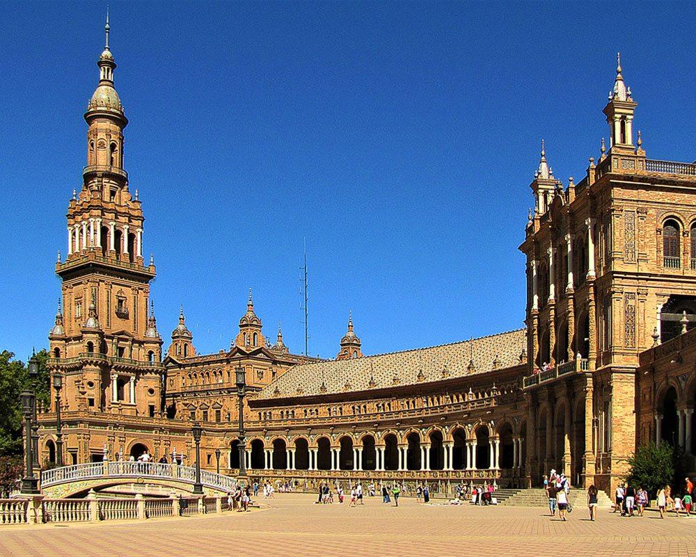 Warm Spain