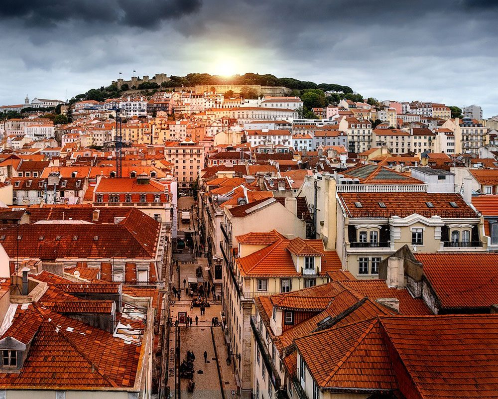 travel to portugal and french basque country