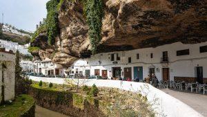 Spanish white villages