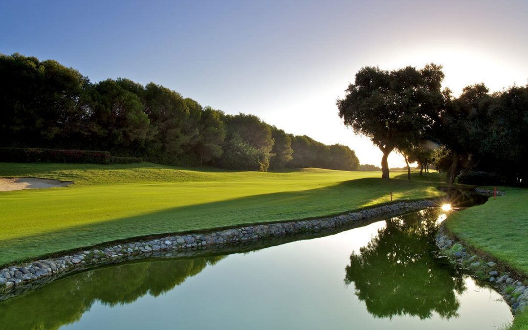 Golf course Valderrama
